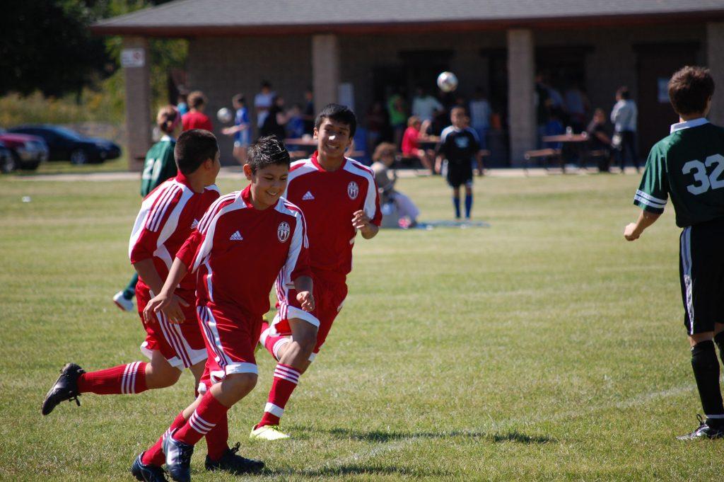 Nativity Jesuit Soccer
